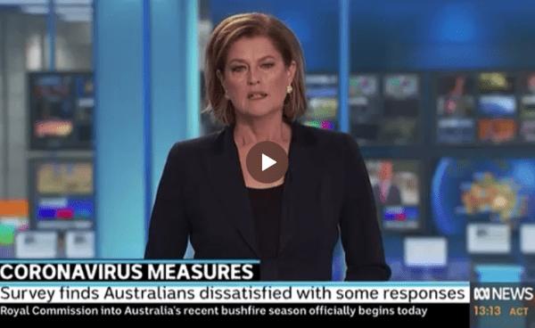 Coronavirus poll: Australians want their compatriots to do more
